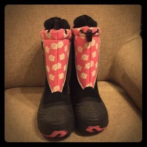 Other - Harsh Pink Snow Boots